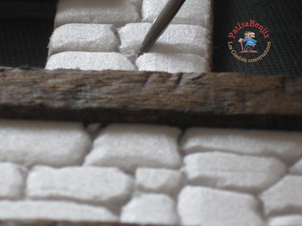 Création de maison Gauloise par les Gaulois constructeurs Img_5111