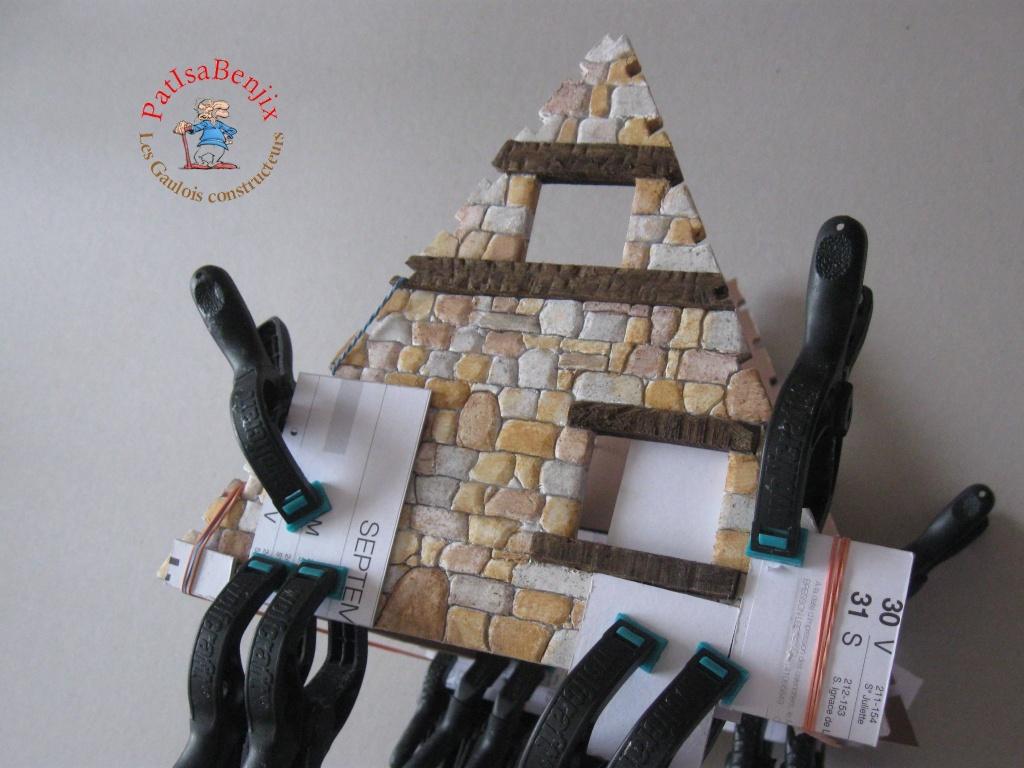 Création de maison Gauloise par les Gaulois constructeurs Img_5118