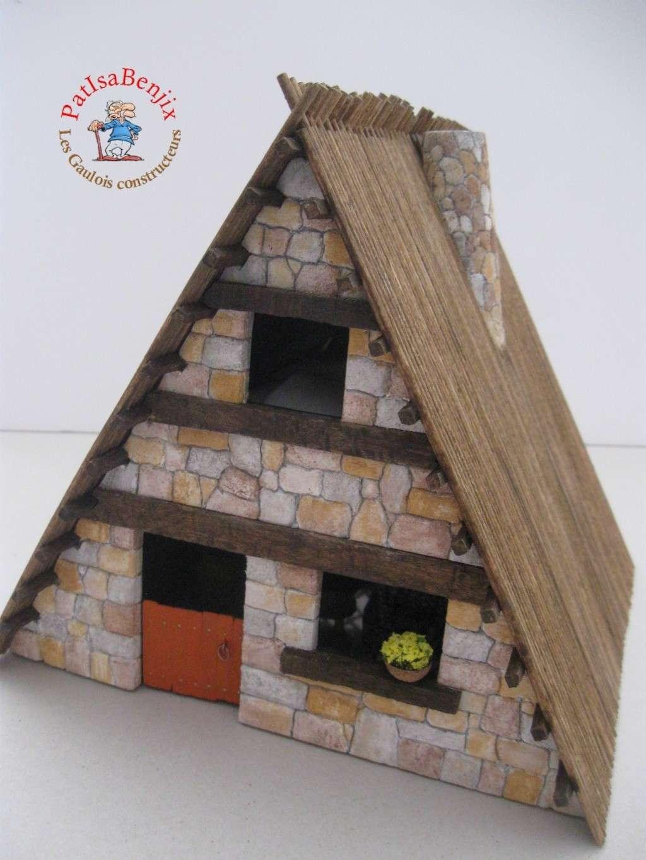 Création de maison Gauloise par les Gaulois constructeurs Img_5210