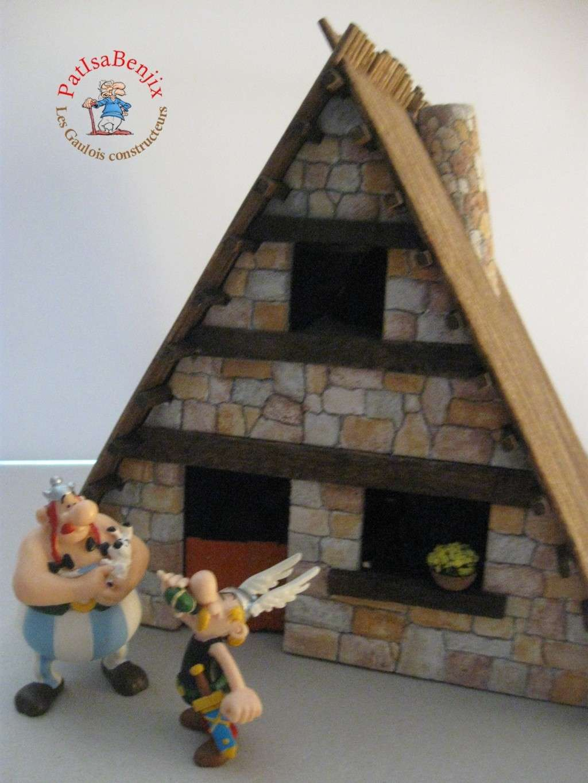 Création de maison Gauloise par les Gaulois constructeurs Img_5214