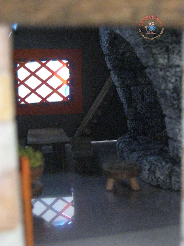 Création de maison Gauloise par les Gaulois constructeurs Img_5217