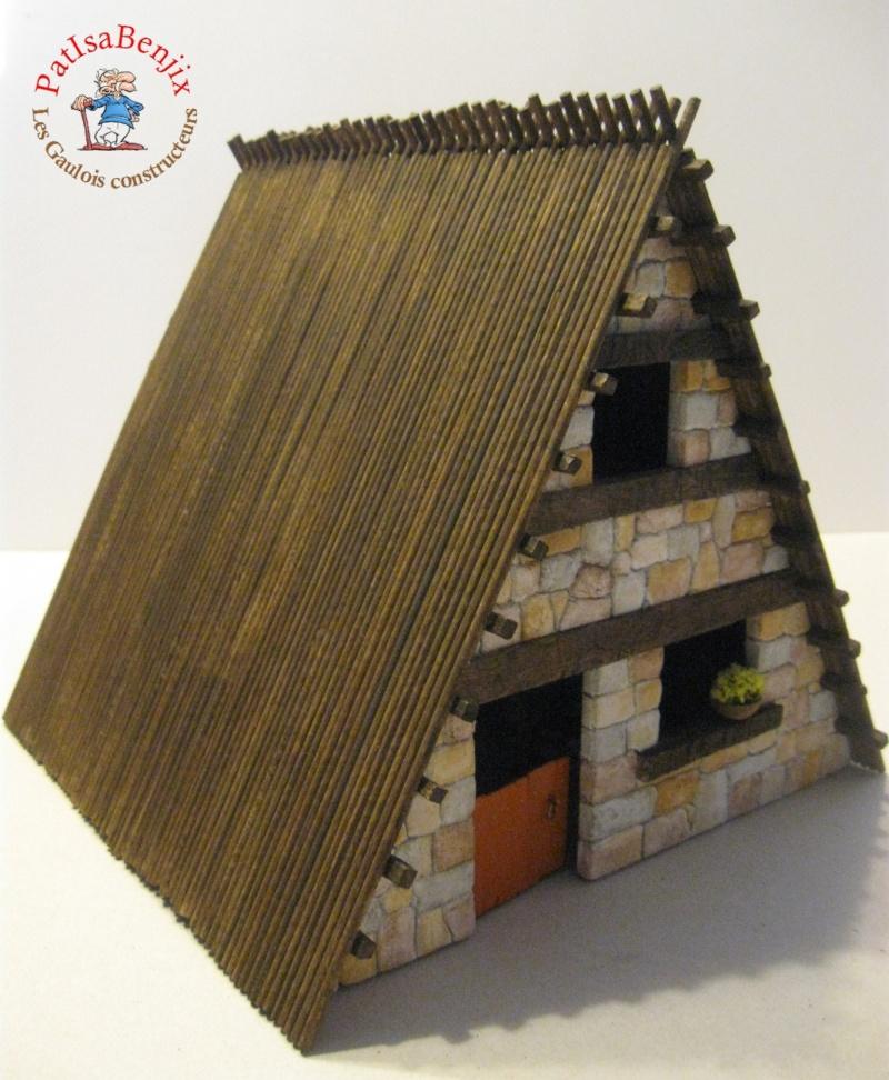 Création de maison Gauloise par les Gaulois constructeurs Img_5315