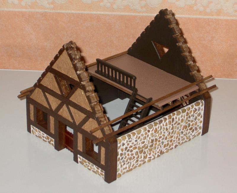 Le Village d'Astérix le Gaulois en maquette au 1/40 - Page 5 Pneuma10