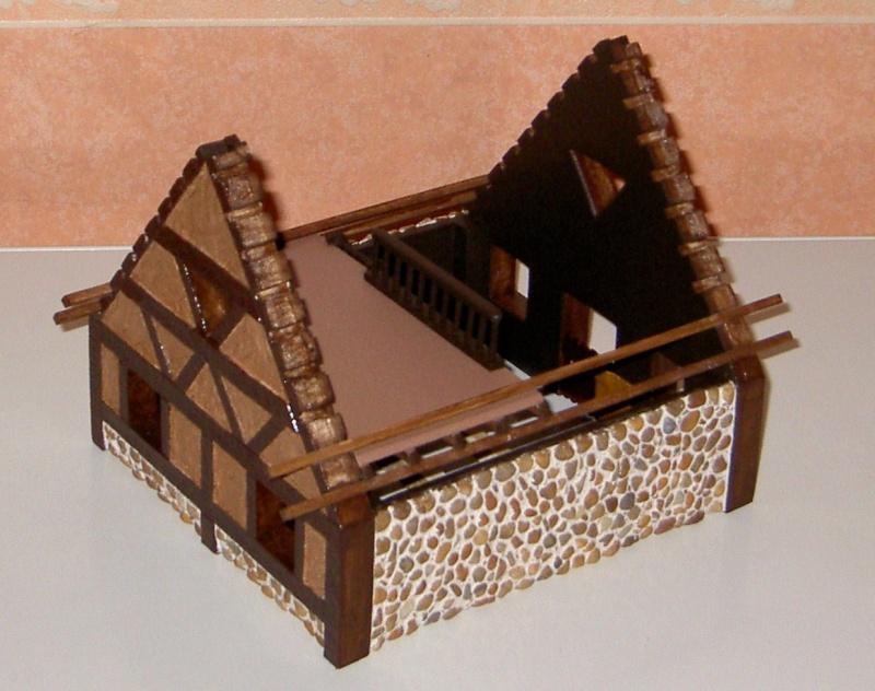 Le Village d'Astérix le Gaulois en maquette au 1/40 - Page 5 Pneuma11