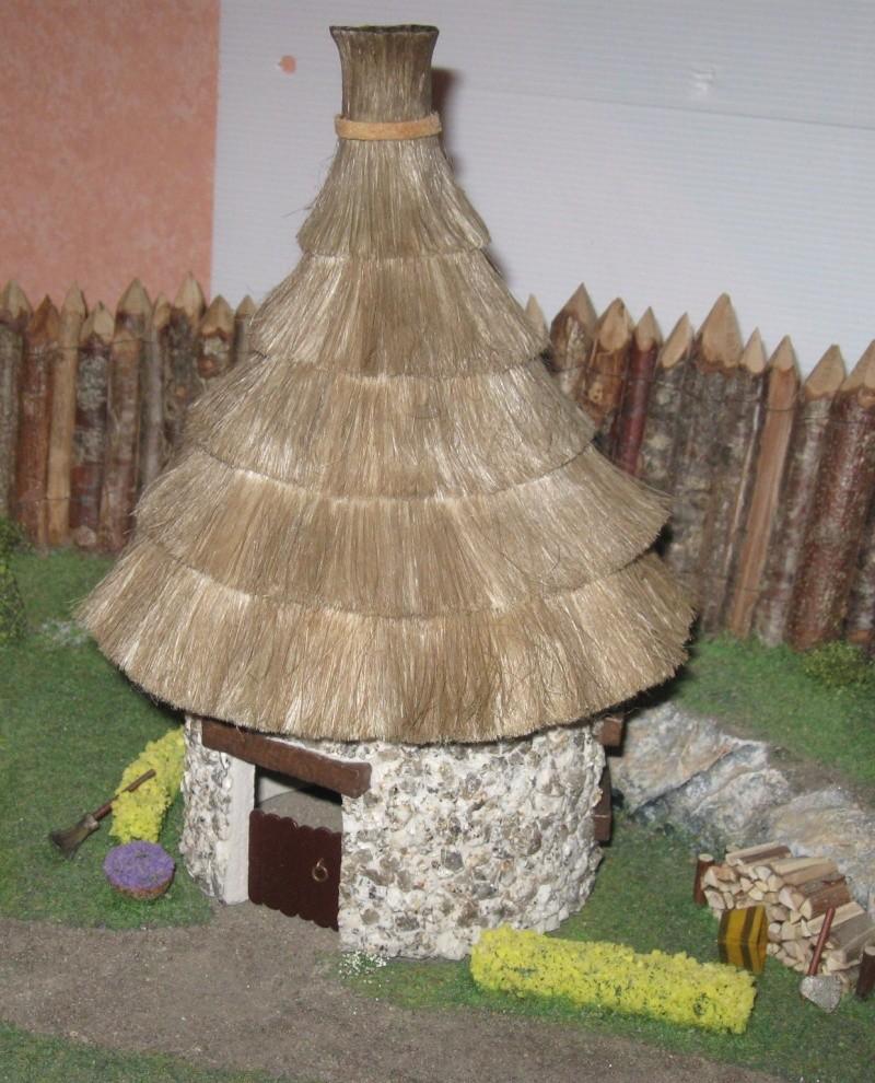 Le Village d'Astérix le Gaulois en maquette au 1/40 - Page 6 Porque10