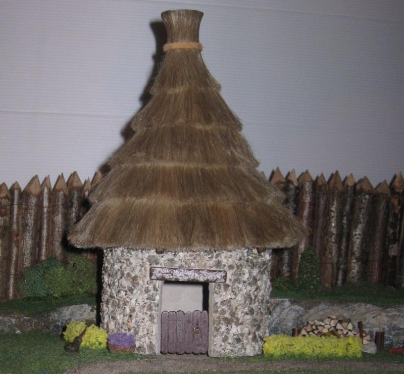 Le Village d'Astérix le Gaulois en maquette au 1/40 - Page 6 Porque11