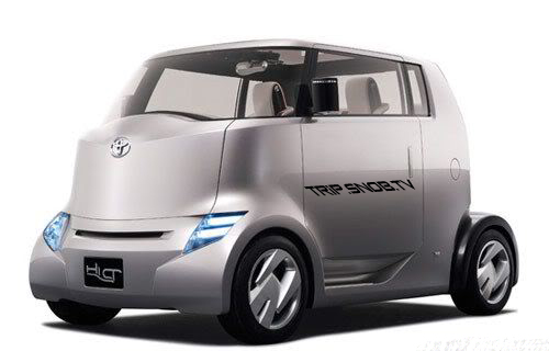 Japan's new Mini Concept Car 410