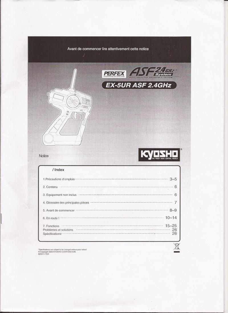 Notice de la EX-5UR ASF 2.4 Ghz Scan0010