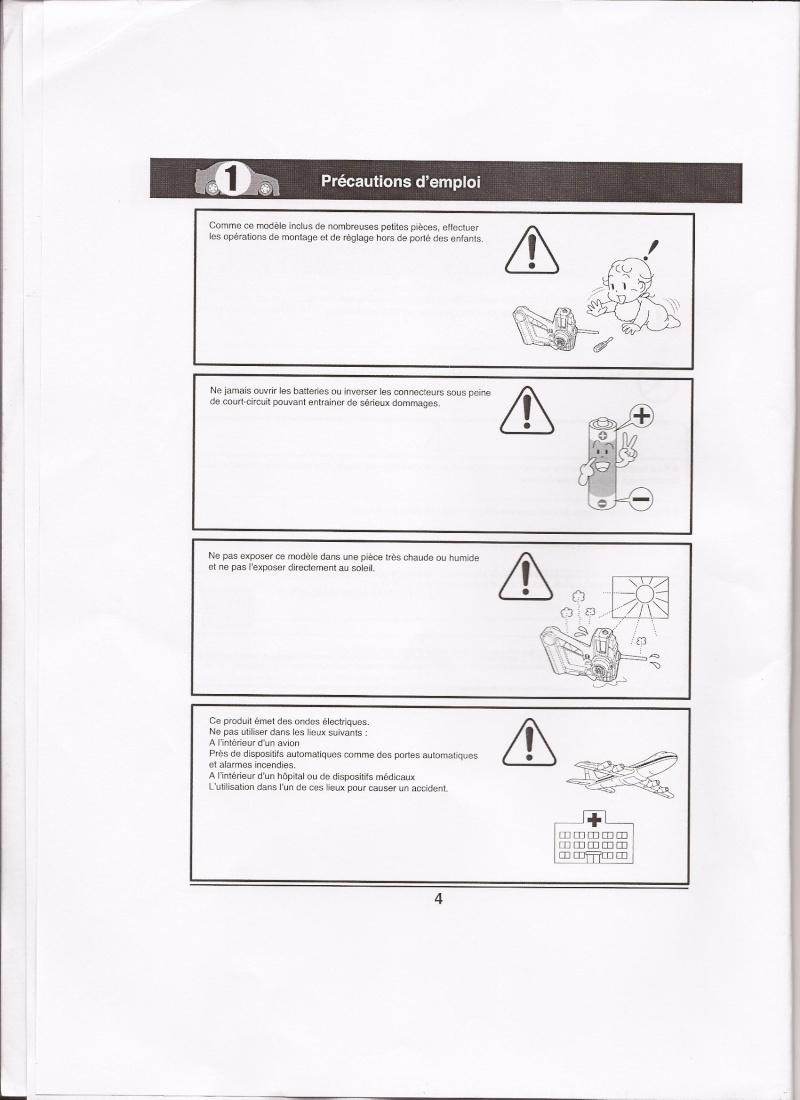 Notice de la EX-5UR ASF 2.4 Ghz Scan0013