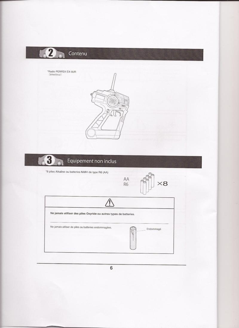 Notice de la EX-5UR ASF 2.4 Ghz Scan0015