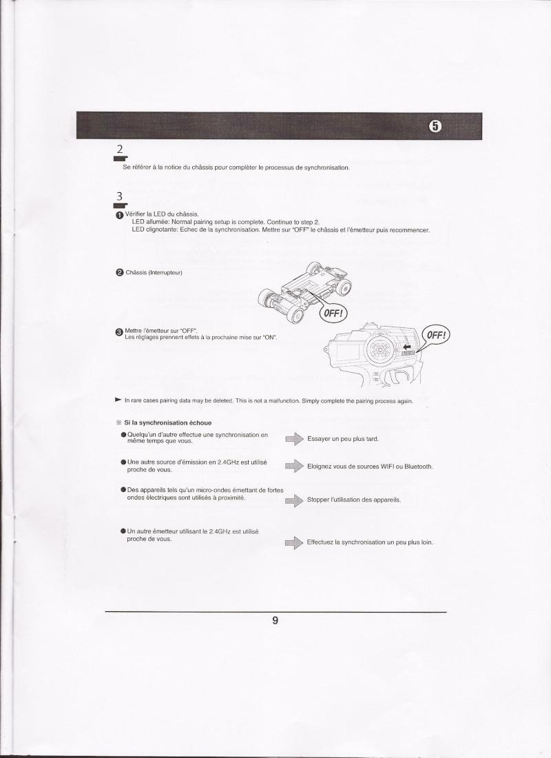 Notice de la EX-5UR ASF 2.4 Ghz Scan0018