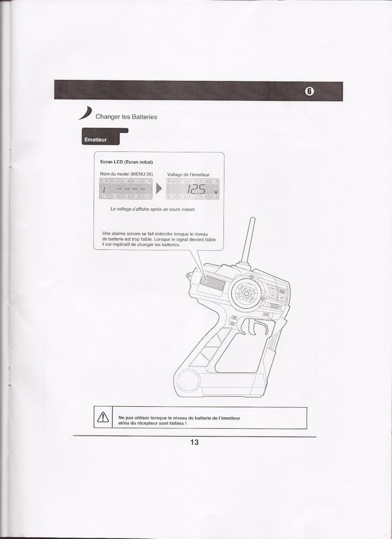 Notice de la EX-5UR ASF 2.4 Ghz Scan0022