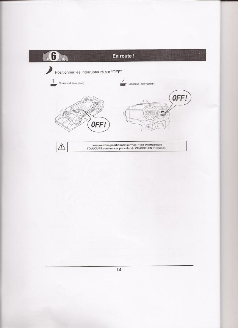 Notice de la EX-5UR ASF 2.4 Ghz Scan0023