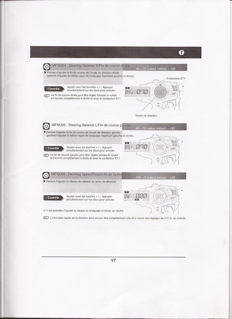 Notice de la EX-5UR ASF 2.4 Ghz Scan0026