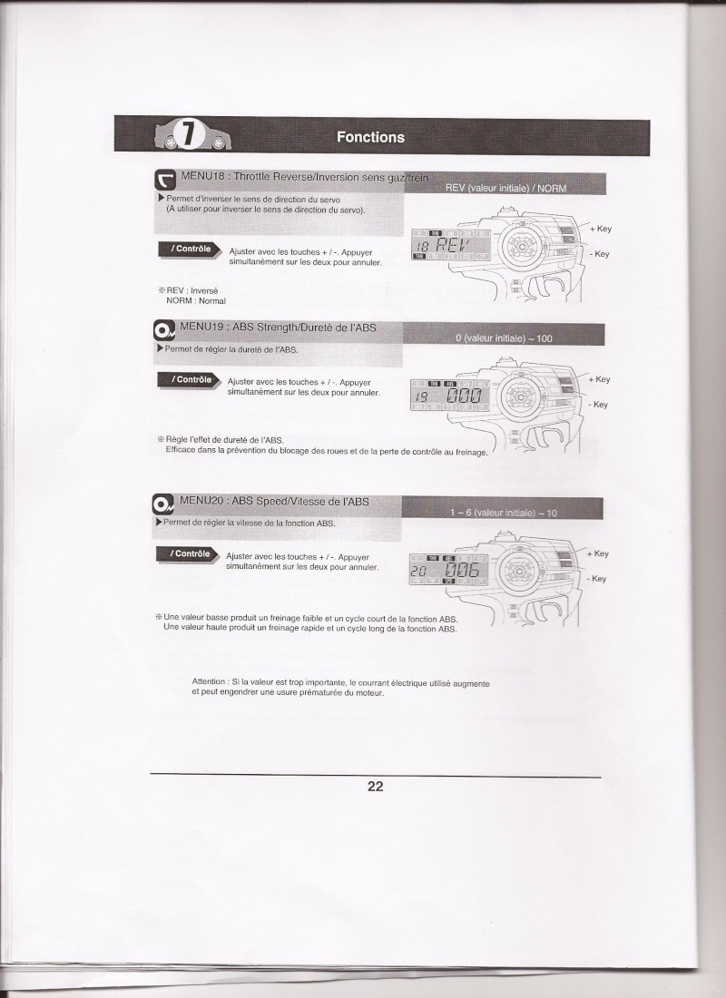 Notice de la EX-5UR ASF 2.4 Ghz Scan0031