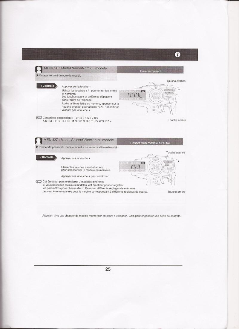 Notice de la EX-5UR ASF 2.4 Ghz Scan0034