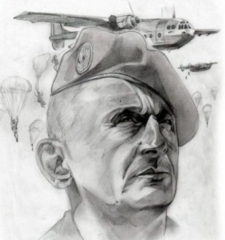 général BIGEARD , FREJUS 2012 Vous10