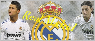 Real Madrid Signat11