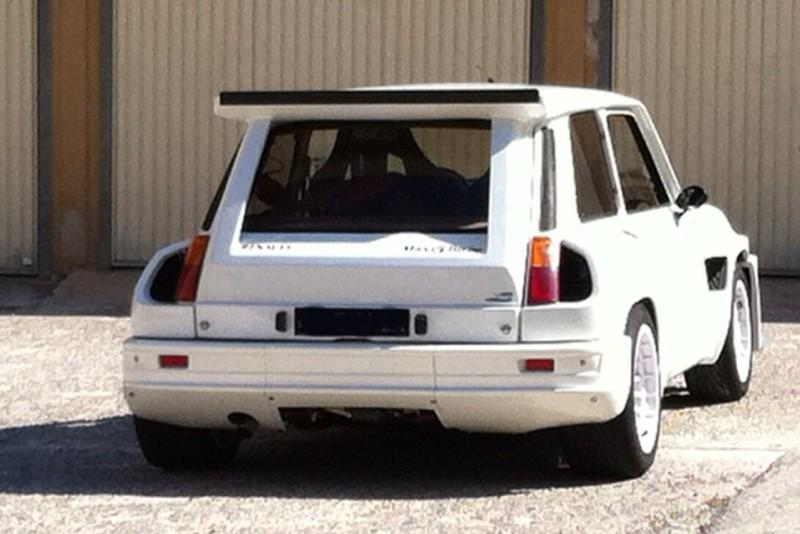Mon R5 turbo 2 kit Maxi Photo10