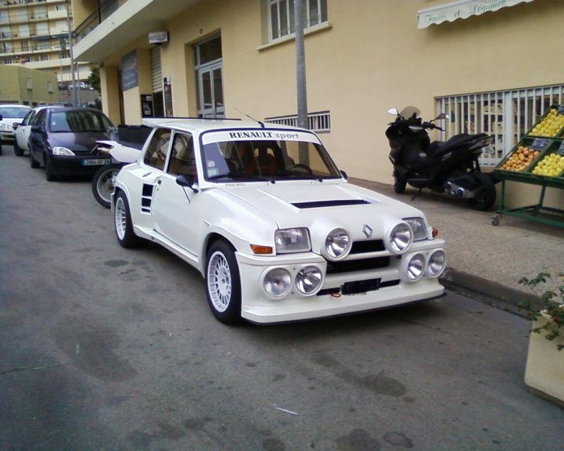 Mon R5 turbo 2 kit Maxi R512