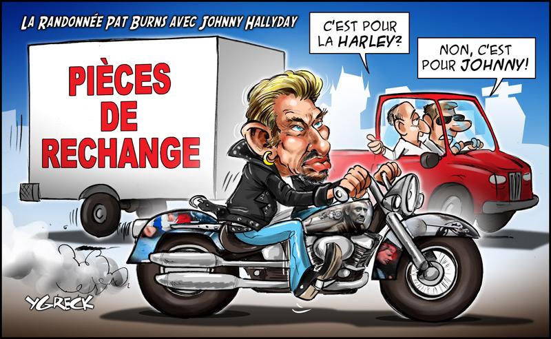 Ils ont posé avec une Harley - Page 4 Jh10