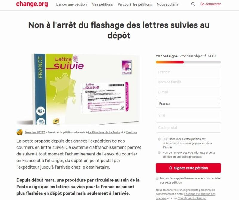 Coup de gueule - La Poste / Mondial Relay - Page 29 88445810