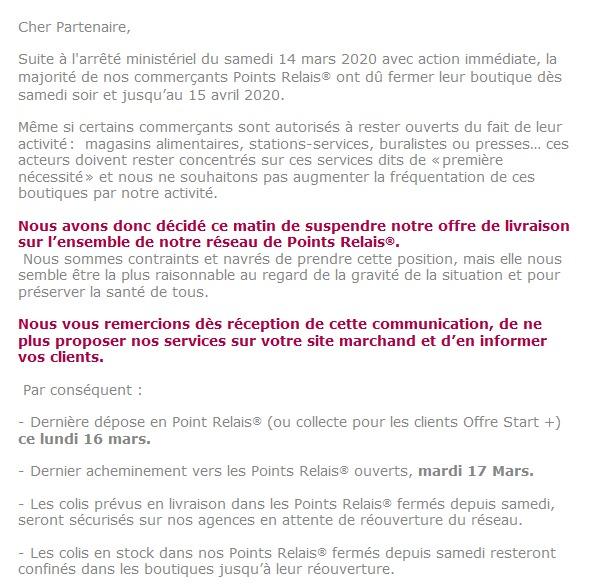 Coup de gueule - La Poste / Mondial Relay - Page 26 89487810
