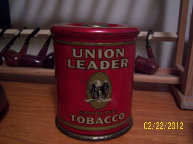 WANTED Pics of your old tobacco tins Union_11