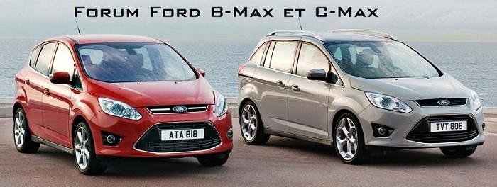 Ford B-Max C-Max Forum
