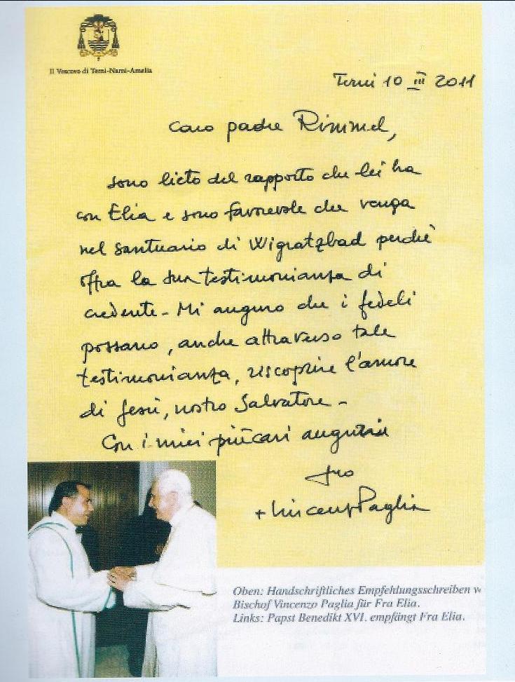 Le Frere Éli(stigmatisé),vous connaissez? Letter11