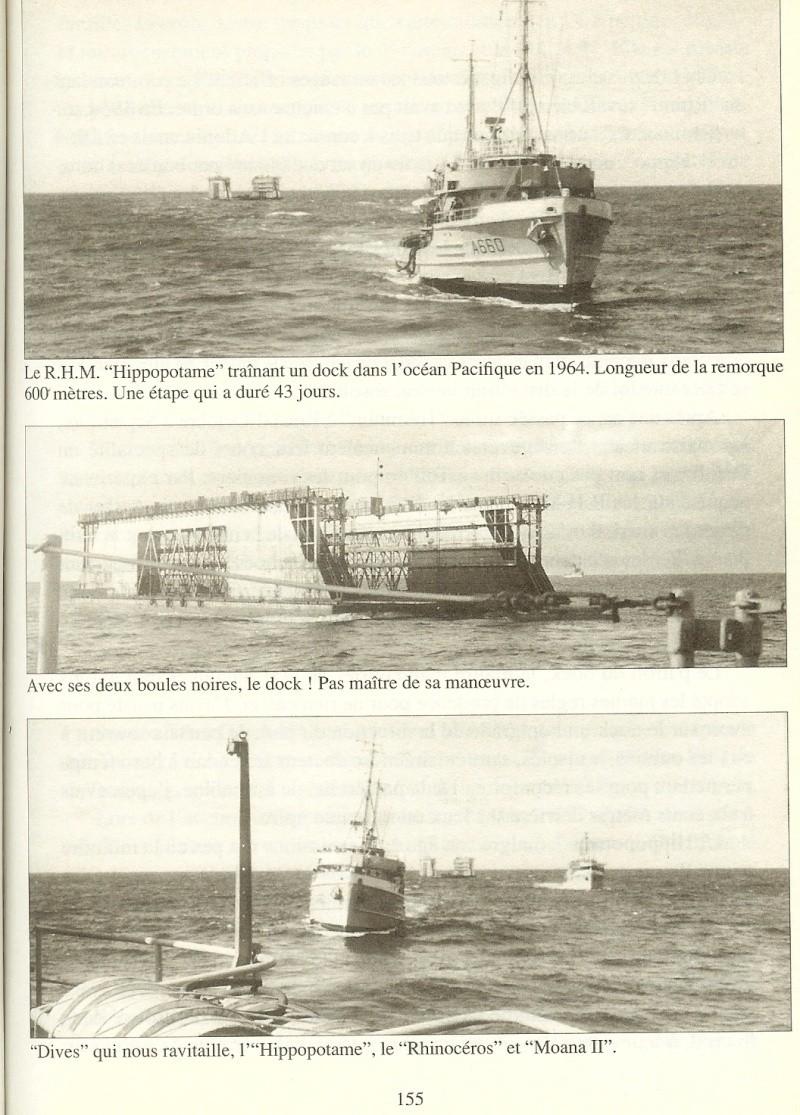 A propos du convoyage du dock de Mers el-Kébir à Papeete - Page 2 Hippo10