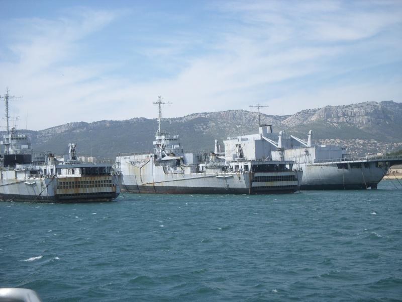 [Les Ports Militaires de Métropole] Visite de la rade de Toulon - Page 2 Le_jul10