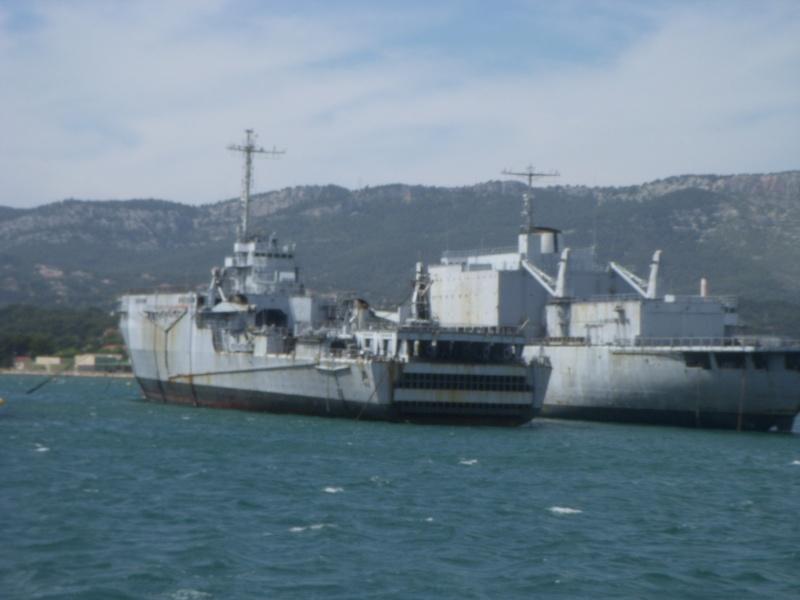 [Les Ports Militaires de Métropole] Visite de la rade de Toulon - Page 2 Le_jul11