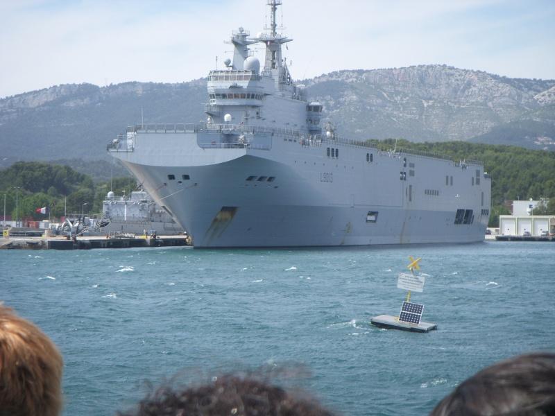 [Les Ports Militaires de Métropole] Visite de la rade de Toulon - Page 2 Le_mis10