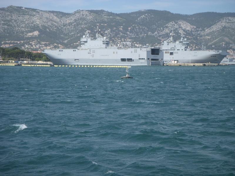 [Les Ports Militaires de Métropole] Visite de la rade de Toulon - Page 2 Tonner10