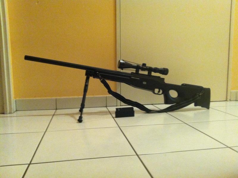 Vends Mauser SR Photo10