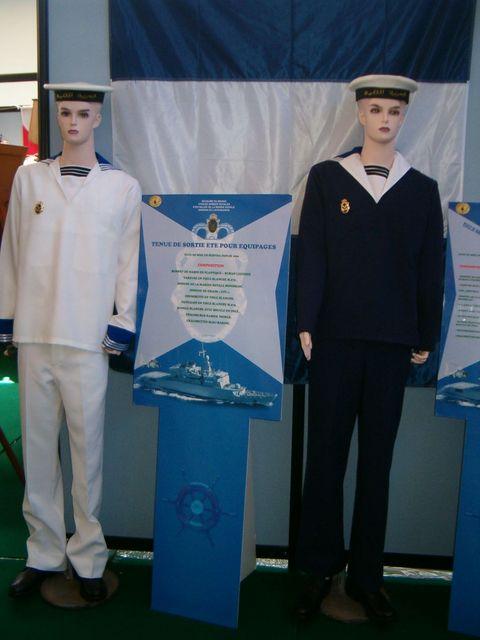 Tenues et uniformes de la Marine Royale: Tenues12
