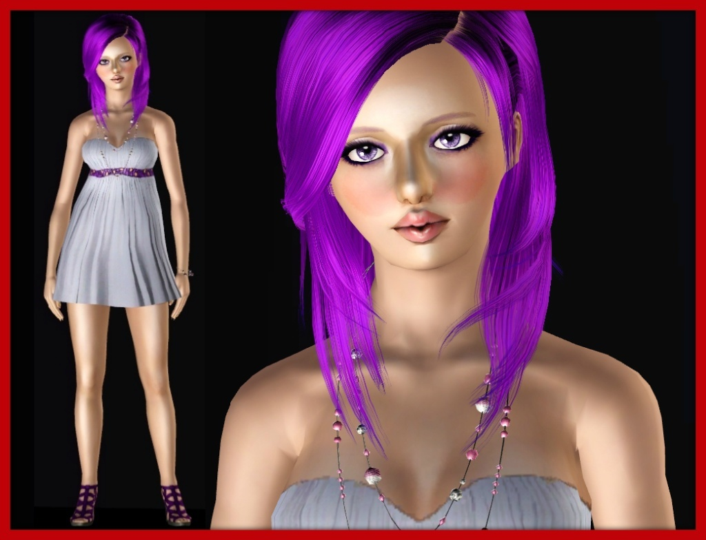 Lila Purple by Francheska05 Screen85