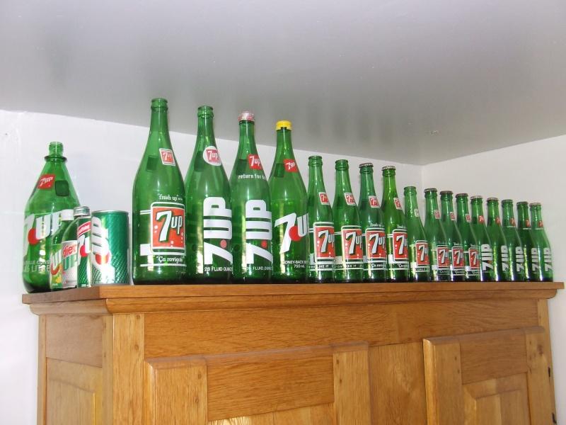 Mes bouteilles 7up Dscf5325