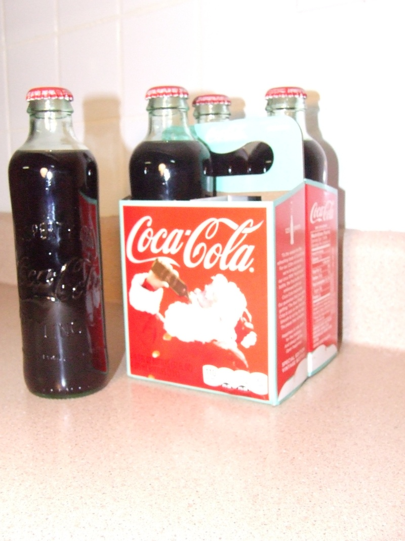 Un 4 pack de Coca-Cola 2011 Dscf5423