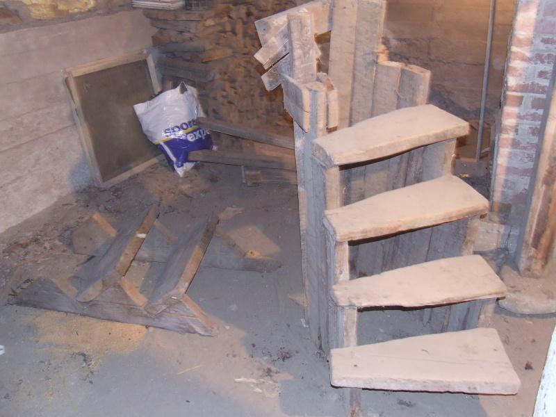 L'escalier suicidaire MD Dscf5438