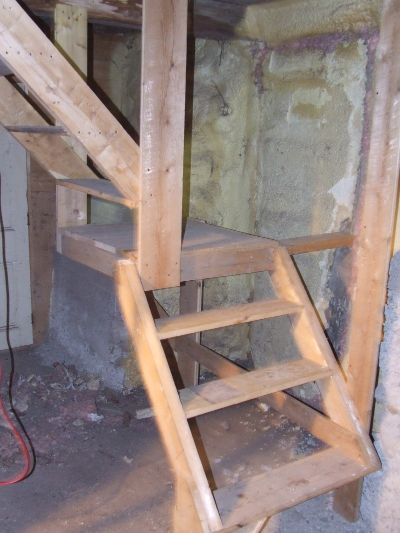 L'escalier suicidaire MD Dscf5440