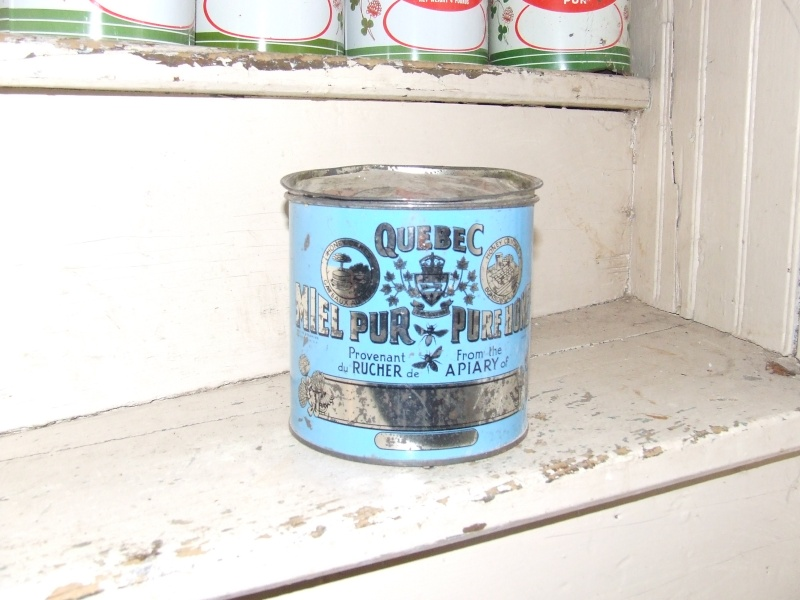 Miel canadien pur ( boîte ) Dscf5520