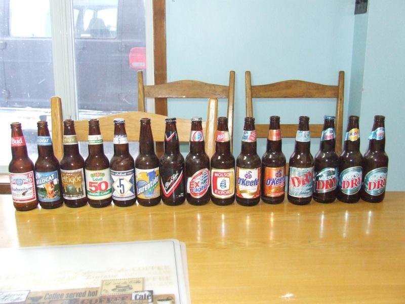 Bouteille de bière et de liqueur Dscf5525