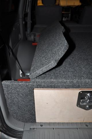 DIY sliding drawer system for Toyota Landcruiser 100 series A_tony15