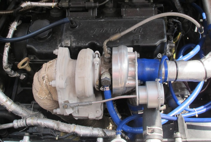 [WTS] TURBO kit Proton Waja 4G18 Complete Brand New Turbo_11