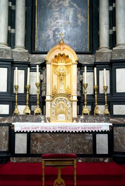 Image du Saint Sacrement Autel_10