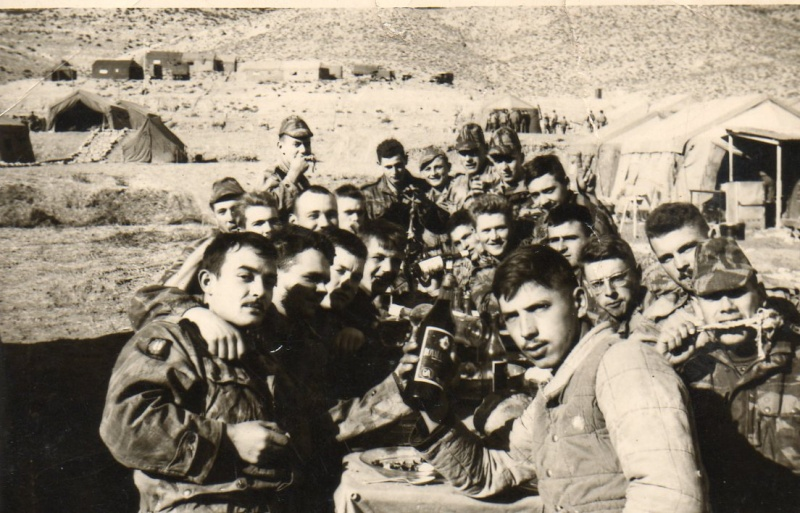 """GALLOU Chasseur Parachutiste 18e RCP Mort au """"Champ d'Honneur"""" le 20 avril 1961 91a10"""