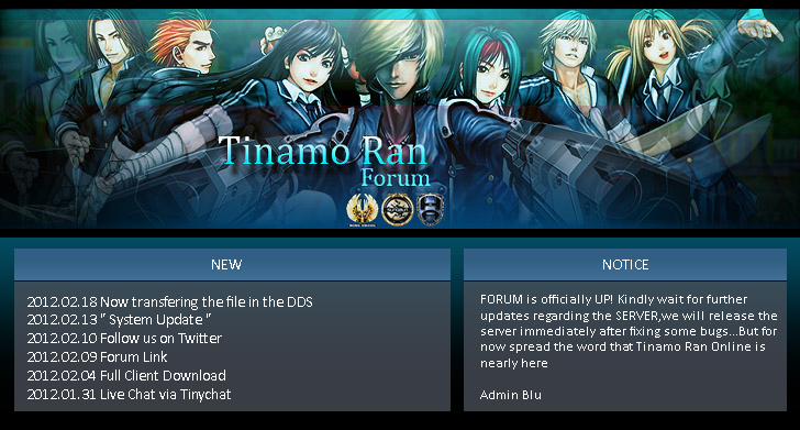 tinamo-forum