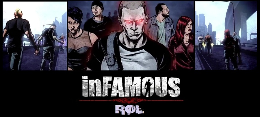 InFamous Rol